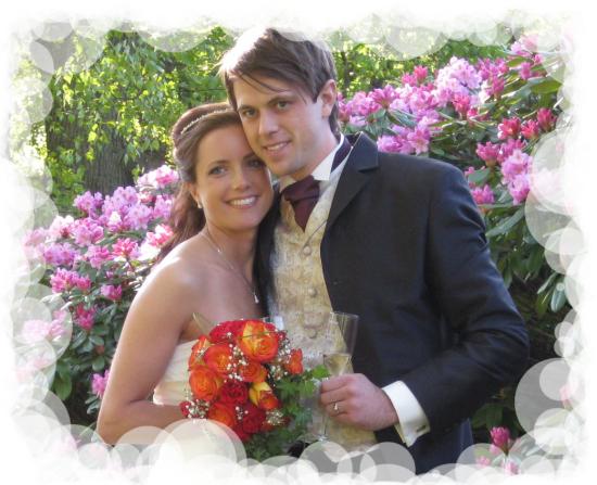 Caroline och Jesper