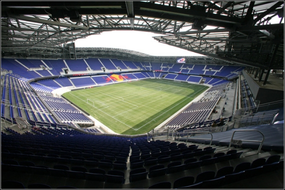 Red Bulls Arena, Harrison